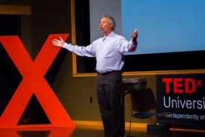 TEDx speaker Neal Petersen
